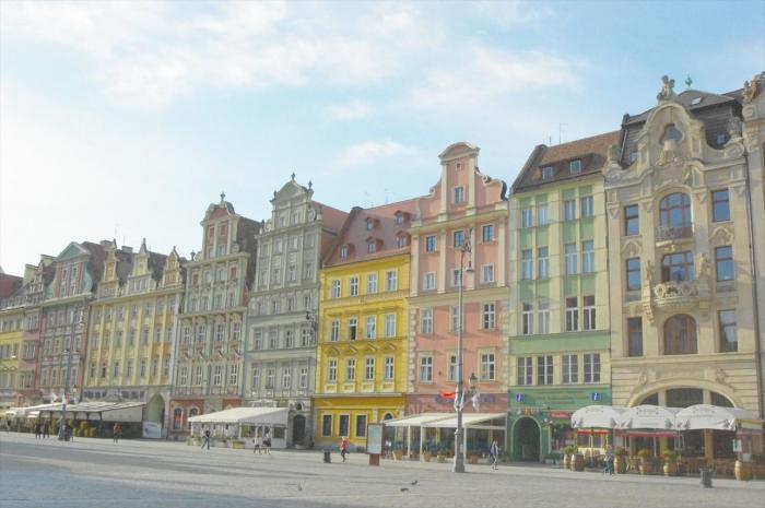 ヴロツワフの街 (3)