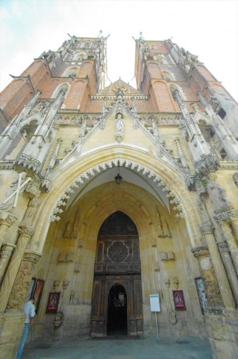 ヴロツワフの大聖堂 (2)