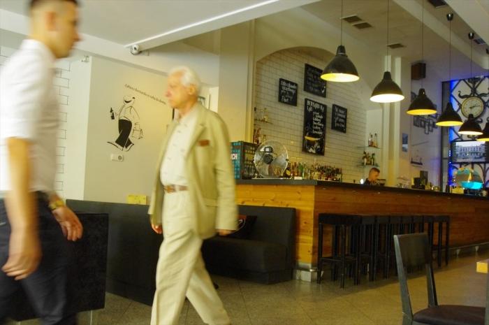 ブロツワフのカフェ (1)