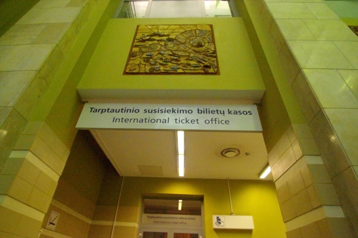 ヴィリニュスバスターミナル (2)