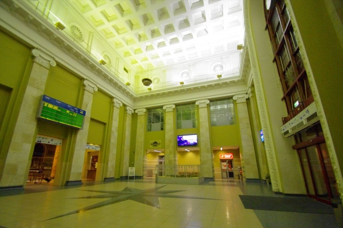 ヴィリニュスバスターミナル (3)