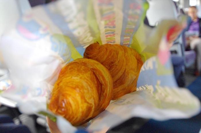 シャウレイ行きの朝ごはん (1)