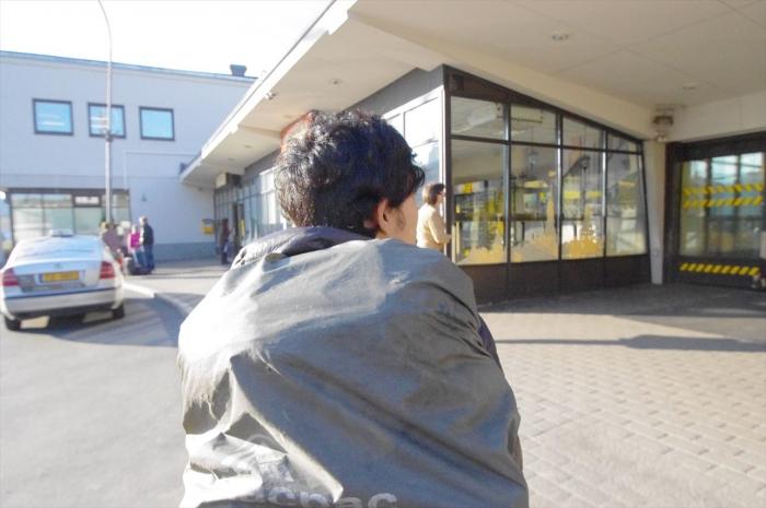 リガのバスターミナル (3)