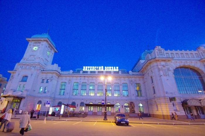 サンクトペテルブルクに到着 (2)