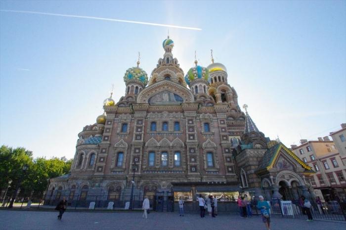 サンクトペテルブルクの街歩き (7)