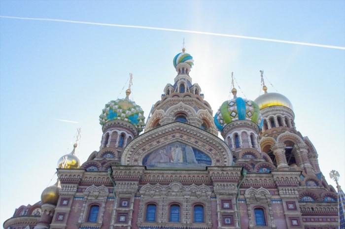 サンクトペテルブルクの街歩き (12)