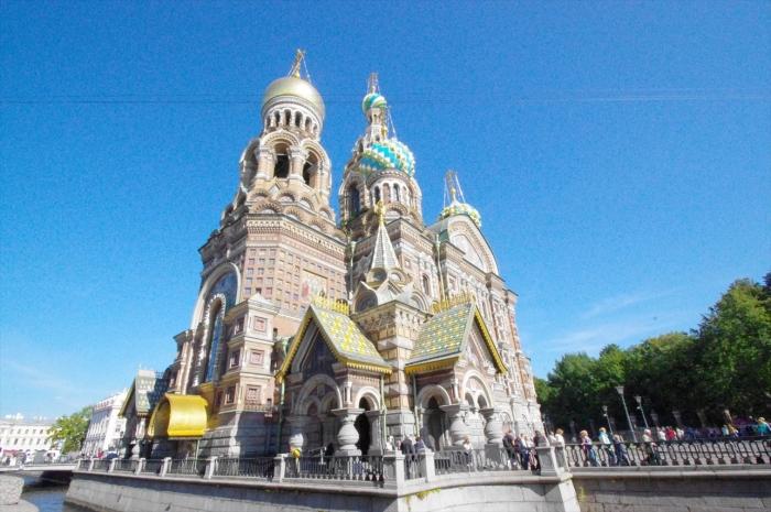サンクトペテルブルクの街歩き (21)