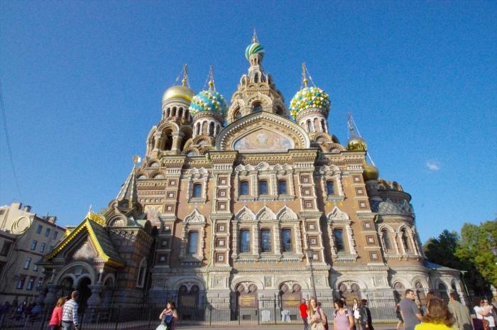 サンクトペテルブルクの街歩き (27)