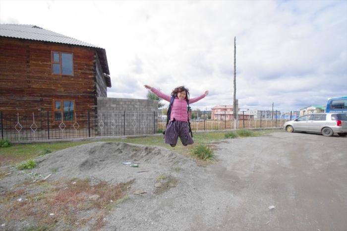 モンゴル途中休憩 (5)