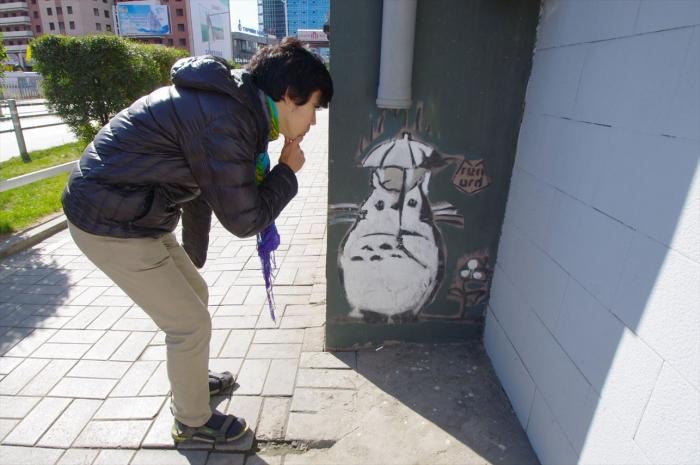 ウランバートルお散歩 (2)