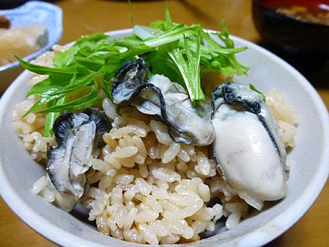 1511/1 牡蠣飯