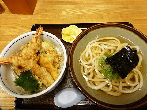 15 11/7 太三郎 天丼セット