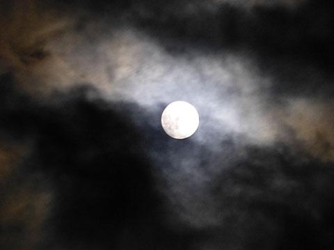 15 9/27 月 雲