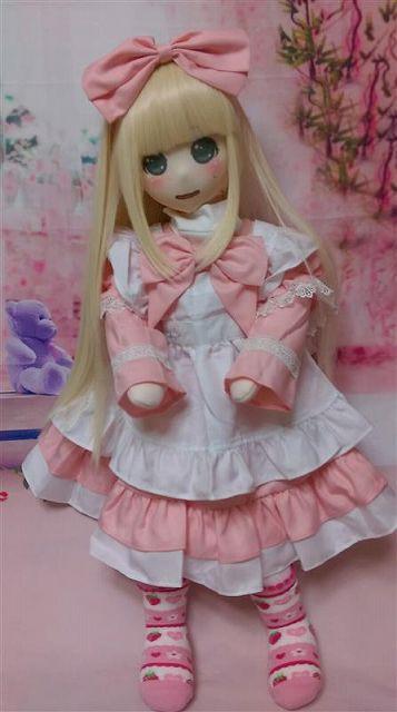 4zi様ピンクアリス