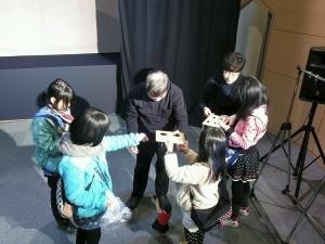 2_2文化祭竹の子会体験