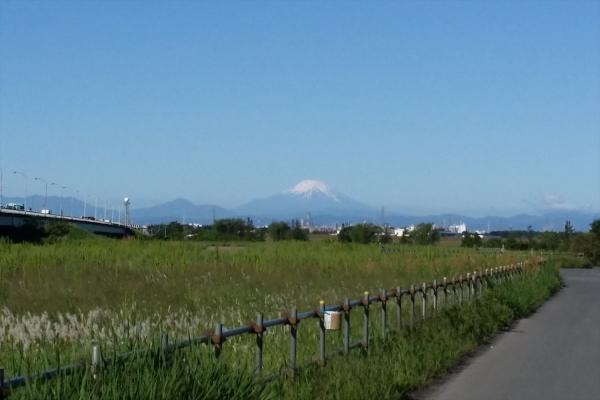 富士山20160512