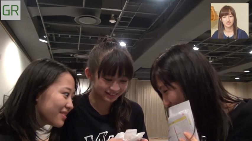 「GREEN ROOM#23」モーニング娘。'15 牧野真莉愛・佐藤優樹
