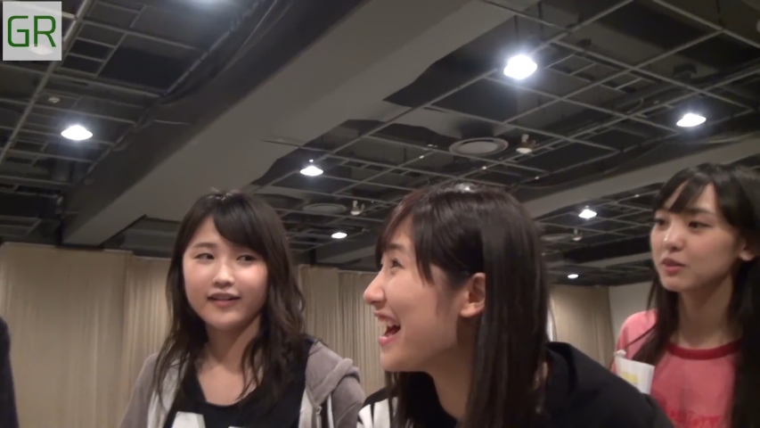 「GREEN ROOM#23」モーニング娘。'15 佐藤優樹