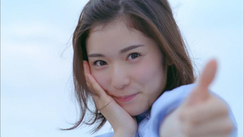 花王 ビオレ 素肌つるるんクレンジングウォーター「つるるん♪誕生篇」松岡茉優