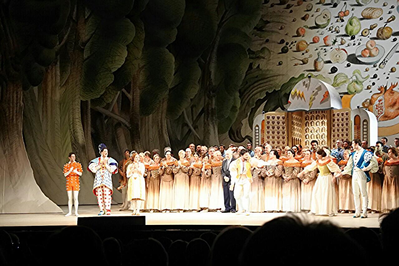 ミラノスカラ座 ドニゼッティ「愛の妙薬」L'elisir d'amore - たまにはオペラ ときどき旅行 ~たまおぺときたび~        Sanny's Opera Blog