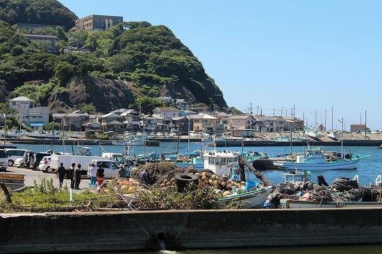 ⑤金谷漁港