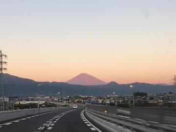 赤富士(1)
