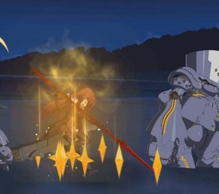fategoセイバーウォーズ銀河系攻略09