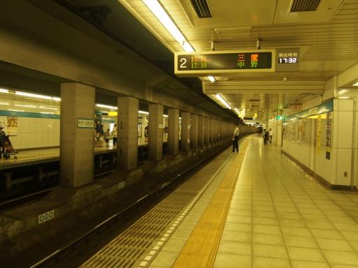 20150920・結婚式鉄写03・東西線飯田橋