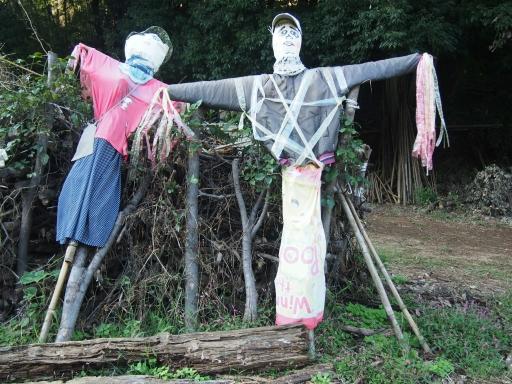20151018・菩提樹散歩・かかし3