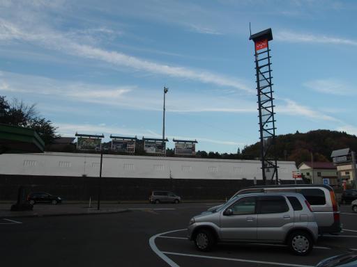 20151025・松之山夕景09(2日目)まつだい駅