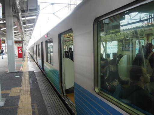 20151107・えこねこ1-01・小手指駅