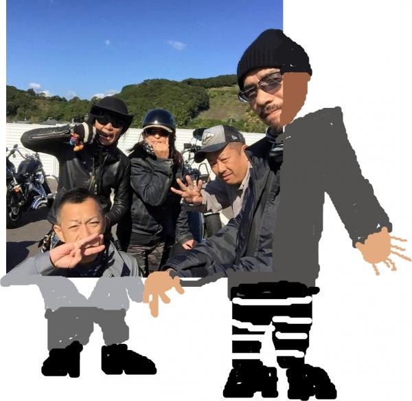 田辺ローソン集合