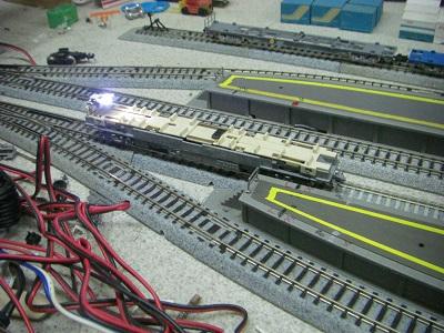 221系モーター整備 8