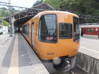 近鉄16600系 吉野