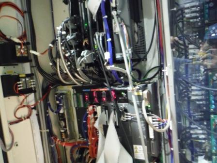 1東芝機械操作盤配線取替7