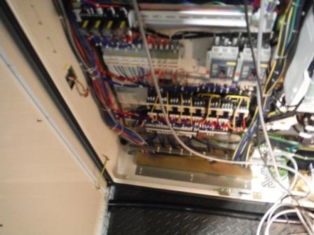 1東芝機械操作盤配線取替8