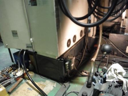 1東芝機械操作盤配線取替13