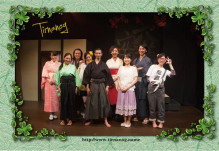 劇団ティルナノーグ写真展「六道空花」