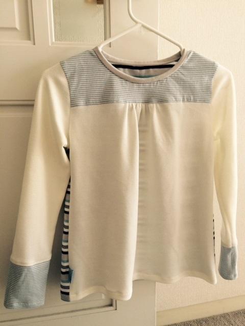 Tシャツ_水色