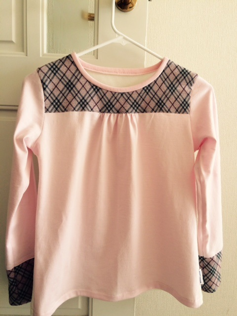 Tシャツ_pink
