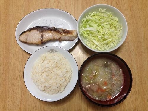 リア充ダイエット講師の野菜たっぷり自然食2