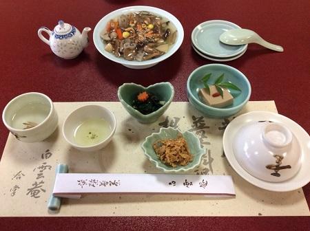 モテる女は京料理を学ぶ Part2~普茶料理 白雲庵~5