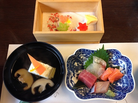 モテる女は京料理を学ぶ Part3~がんこ 寿司懐石~6