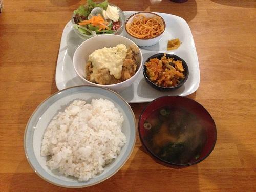 リア充ダイエット講師・オススメの定食屋さん-アリクイ食堂-2