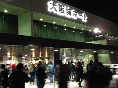 X JAPAN 大阪城ホール-念願の初ライブ-3