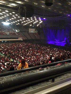 X JAPAN 大阪城ホール-念願の初ライブ-4