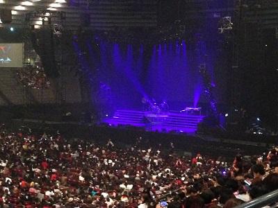 X JAPAN 大阪城ホール-念願の初ライブ-5