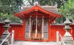 許波多神社(五か庄)8月28日