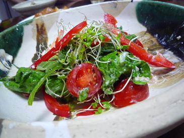 ツナマヨネーズサラダ