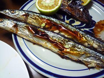生秋刀魚です (2)